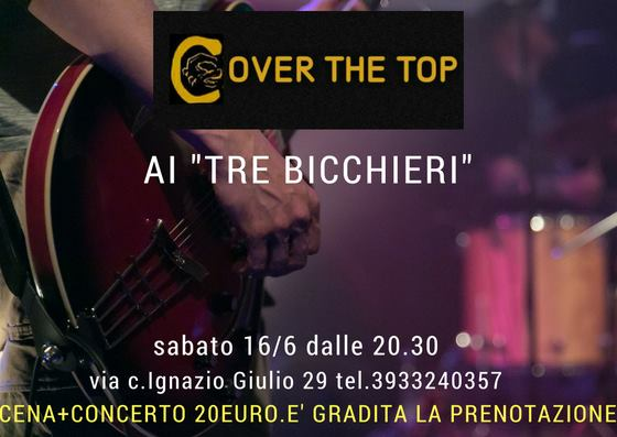 Cover The TOP